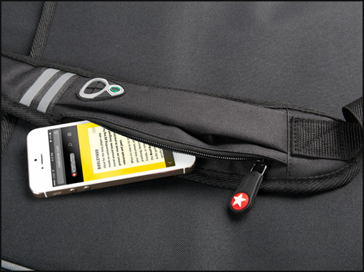 Boulevard Gig Bag with Phone Storage