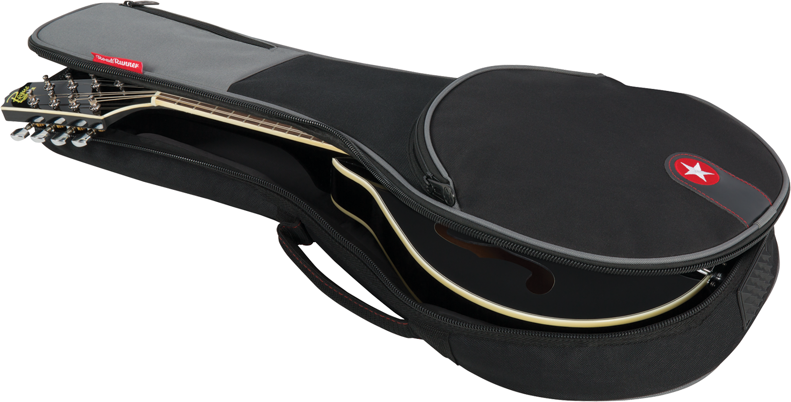 Mandolin Padded Gig Bag Road Runner Avenue RR1MAN