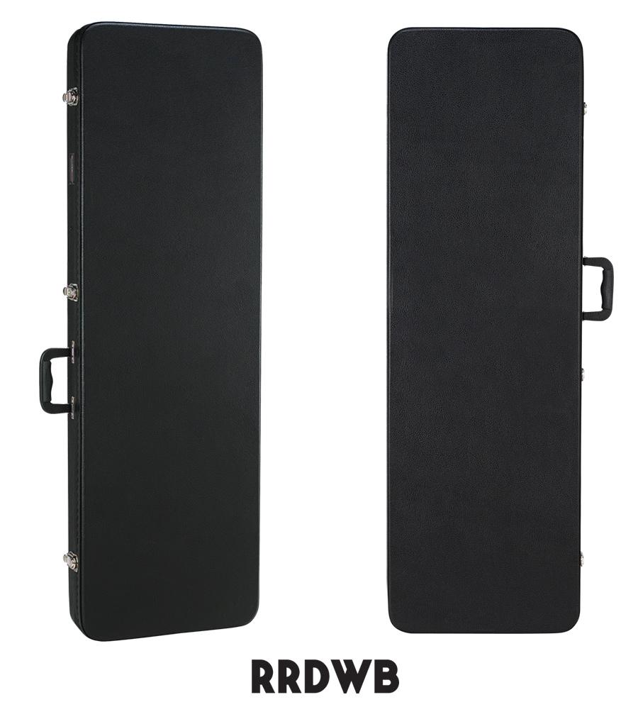 Deluxe Wood Bass Case RRDWB