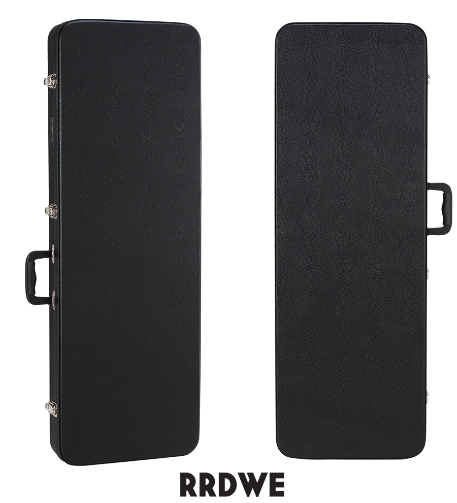 Deluxe Wood Electric Guitar Case RRDWE
