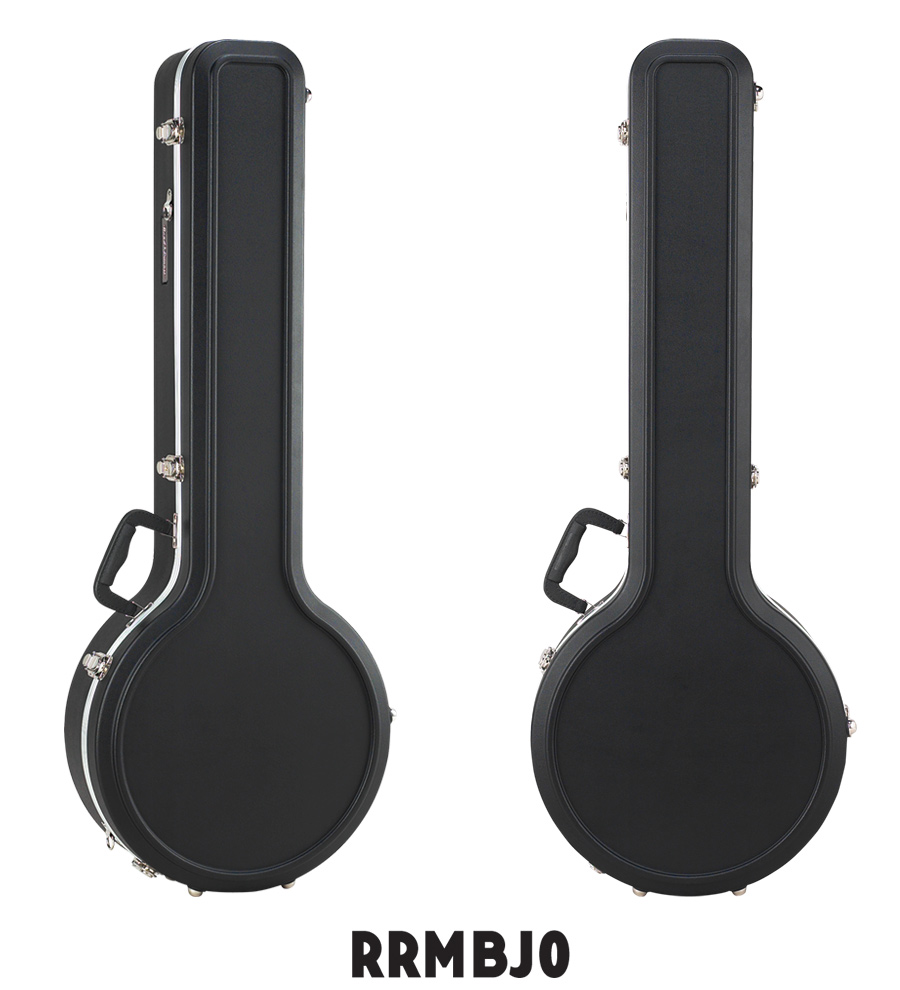 ABS Molded Banjo Case RRMBJO