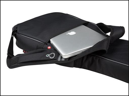 Guitar Bag with Laptop Storage Space Road Runner Boulevard