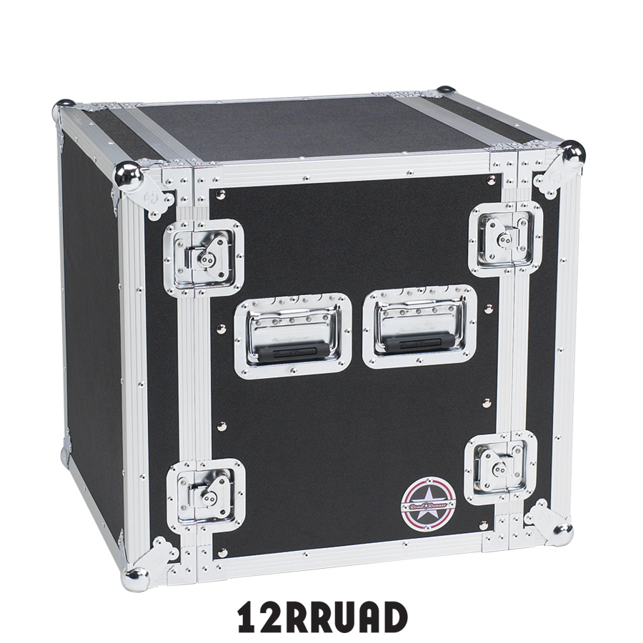 Pro Audio Cases Road Runner 12RRUAD