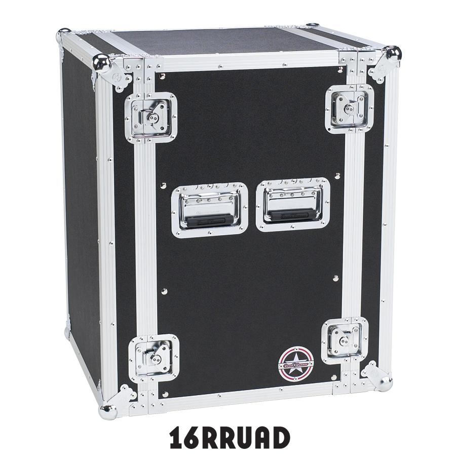 Pro Audio Cases Road Runner 16RRUAD