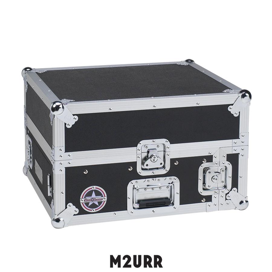 Pro Audio Cases Road Runner M2URR