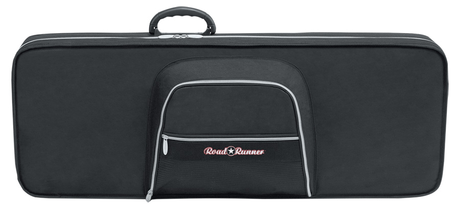 Polyfoam Bass Guitar Case Road Runner RPFB08