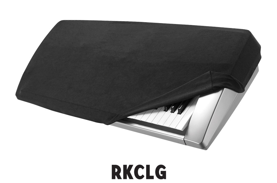 Large 76 and 88-Key Keyboard Cover RKCLG