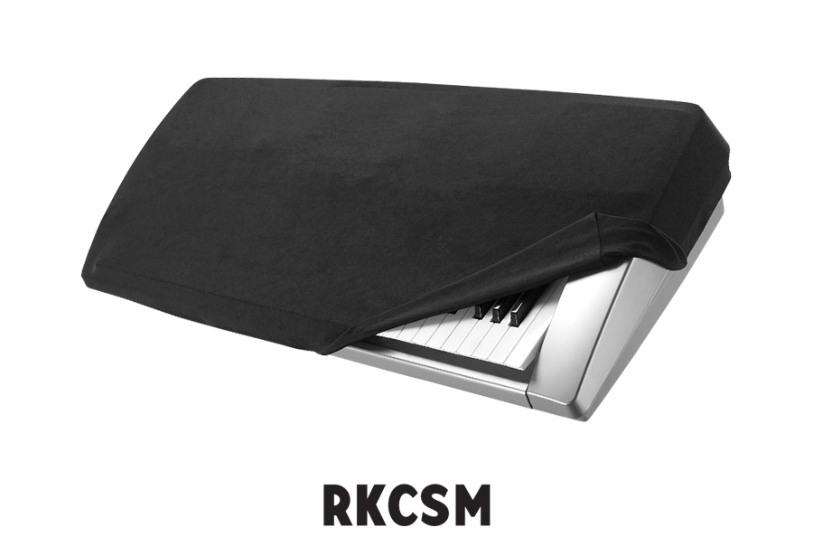 Large 76 and 88-Key Keyboard Cover RKCSM