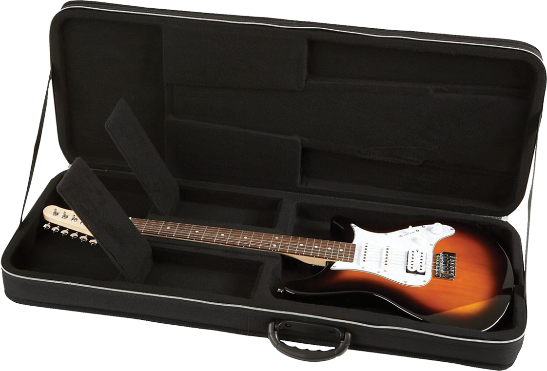 Polyfoam Electric Guitar Case Road Runner RPFE07