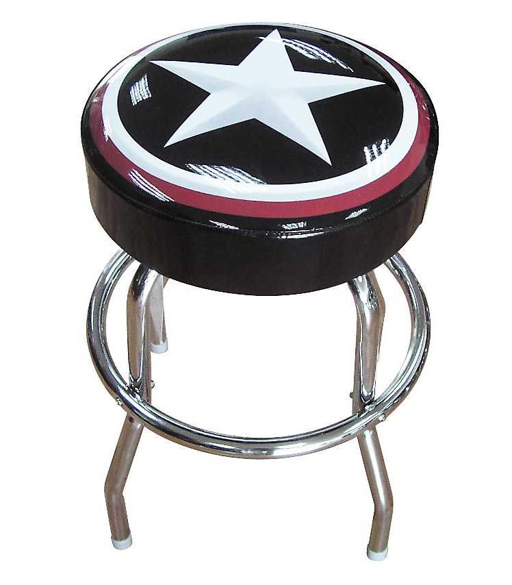 "Road Runner Star 24"" Guitar Stool GCST1"