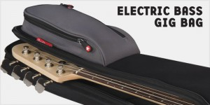 Electric Bass Gig Bags