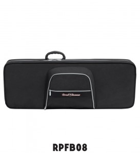 Polyfoam Bass Guitar Case RPFB08