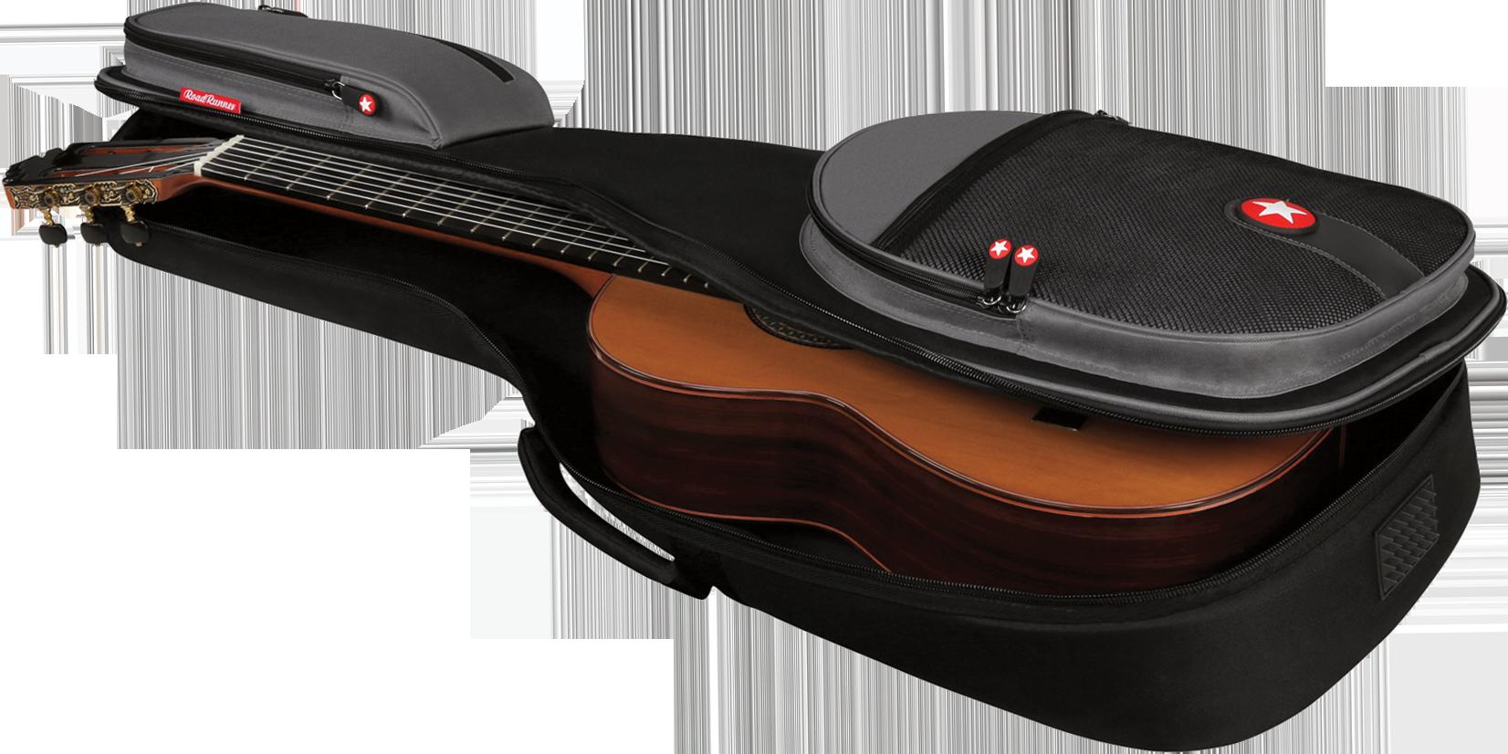 Classical Guitar Gig Bag Road Runner RR2CG