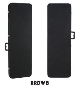 Deluxe Wood Bass Case RRDWB