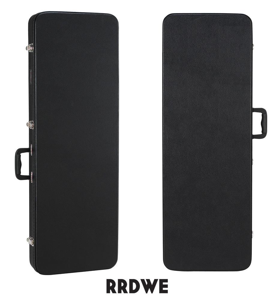 Deluxe Wood Electric Guitar Case RRDWE