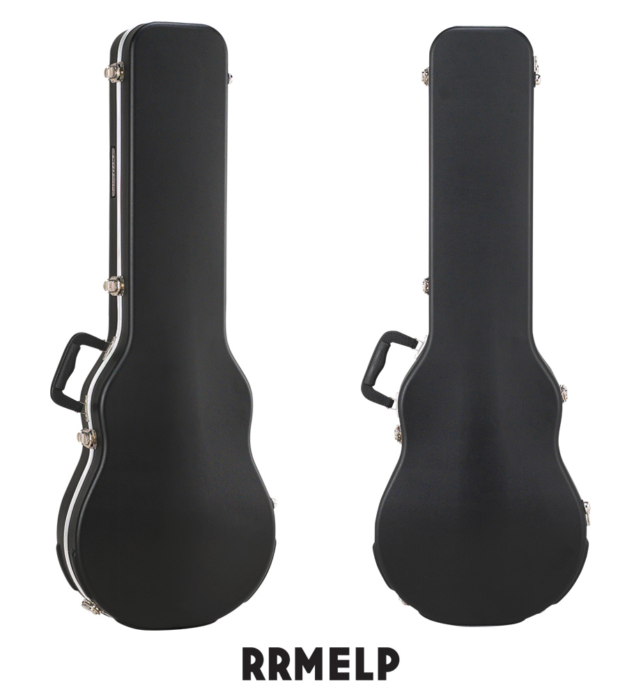 ABS Molded Single Cutaway Guitar Case RRMELP
