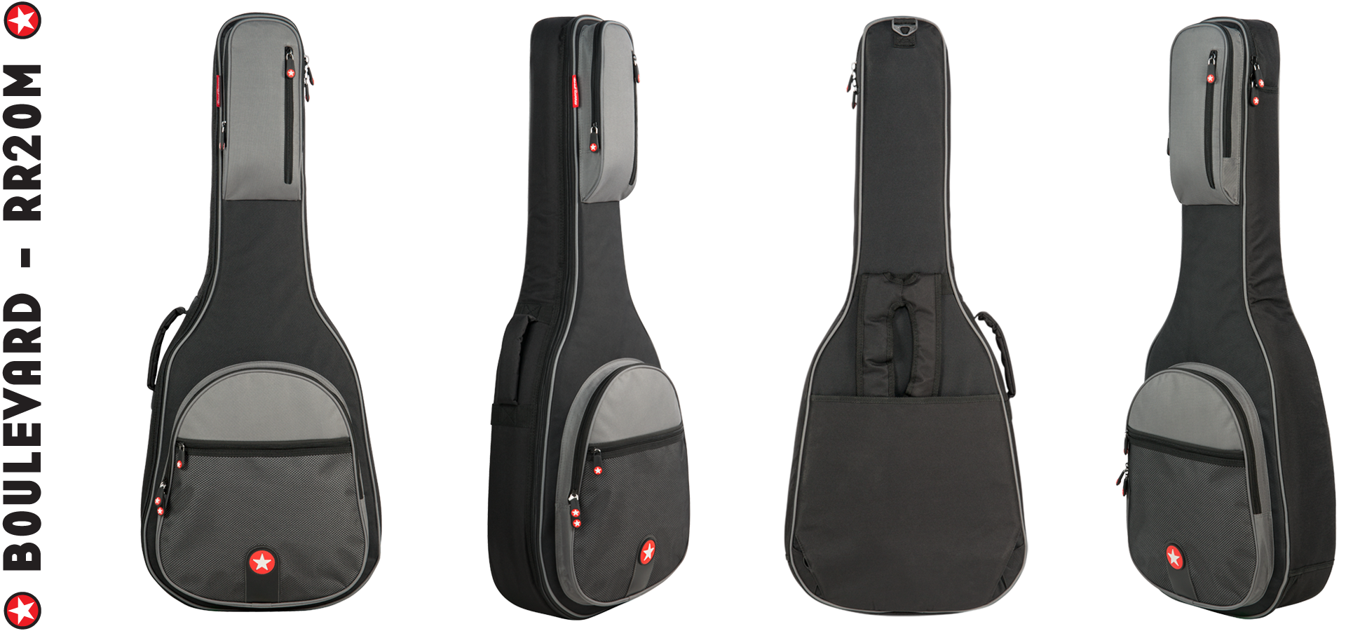 OM Guitar Bag Road Runner Boulevard RR2OM