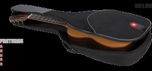Acoustic Guitar Bag Features Road Runner RR1AG