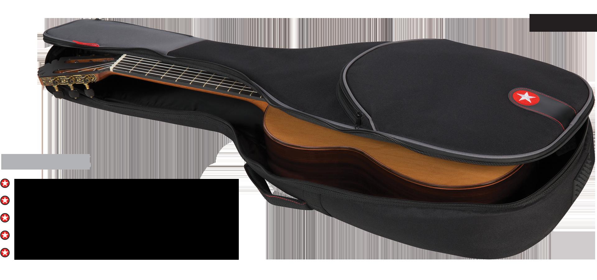 Acoustic Guitar Gig Bag Road Runner Avenue RR1AG