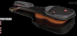 Classical Guitar Bag Features Road Runner RR2CG