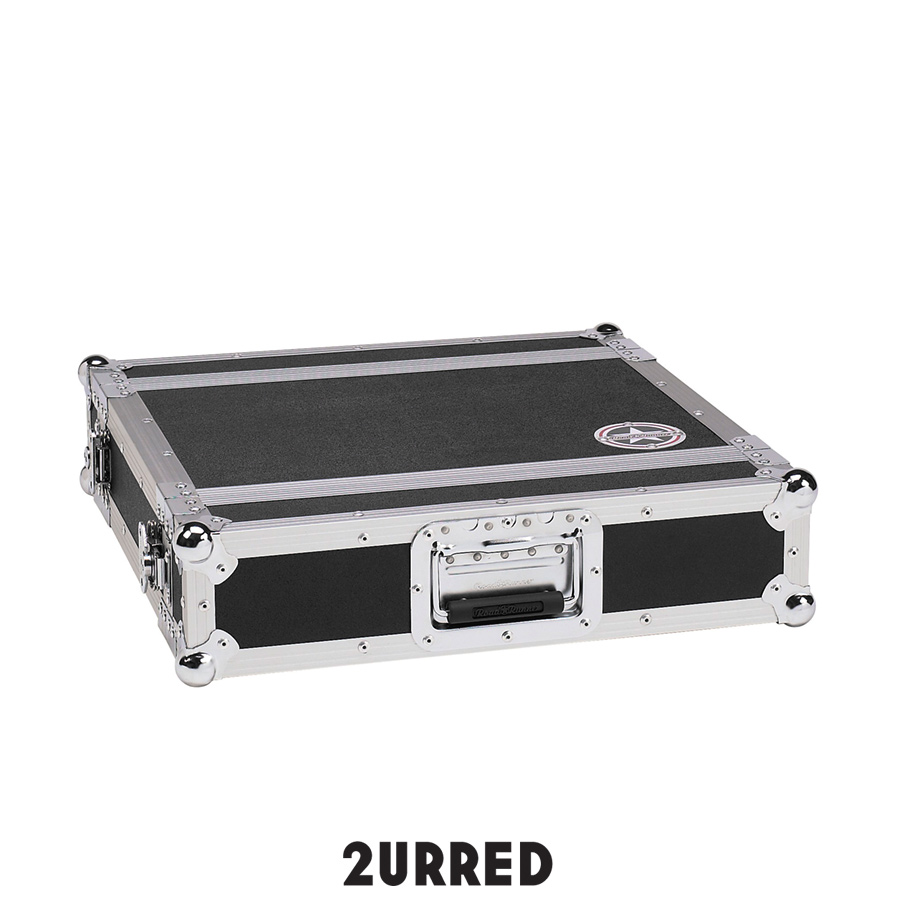 Pro Audio Cases Road Runner 2URRED