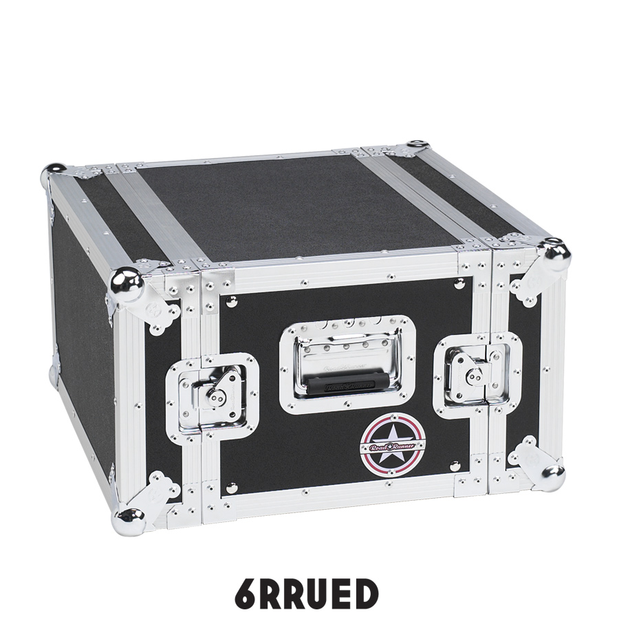 Pro Audio Cases Road Runner 6RRUED