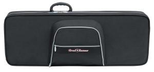 Polyfoam Bass Guitar Case Road Runner RPFB08