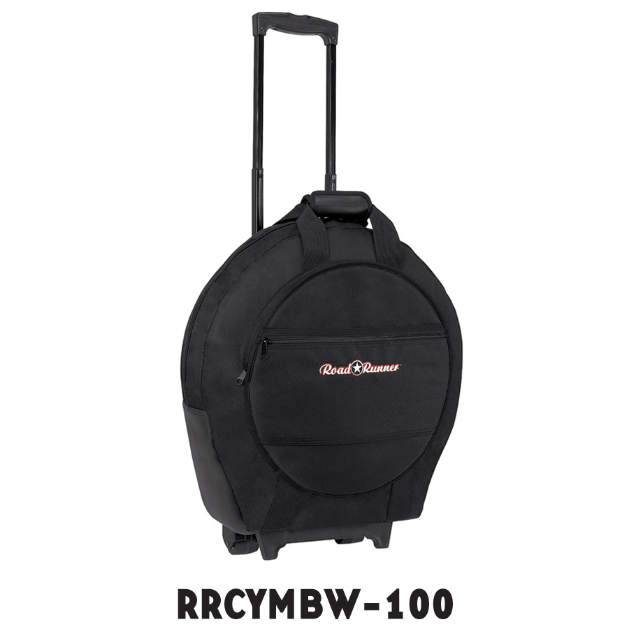 Touring Drum Bag Road Runner RRCYMBW-100