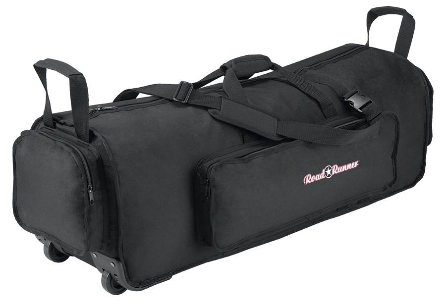 Rolling Hardware Bag Road Runner RRHD38W