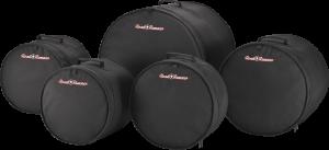 5-Piece Standard Drum Bag Set Road Runner RRSDS5