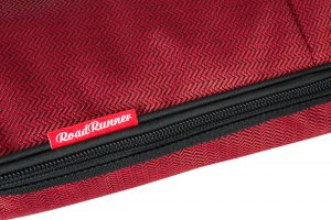 Road Runner RR1AGR Red Tweed Acoustic Guitar Gig Bag