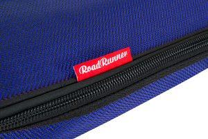 Road Runner RR1EGB Blue Tweed Electric Guitar Gig Bag