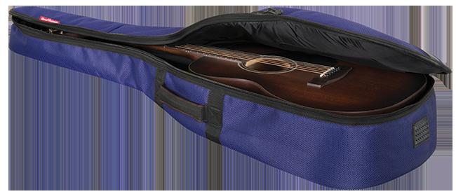 Road Runner RR1AGB Blue Tweed Acoustic Guitar Gig Bag
