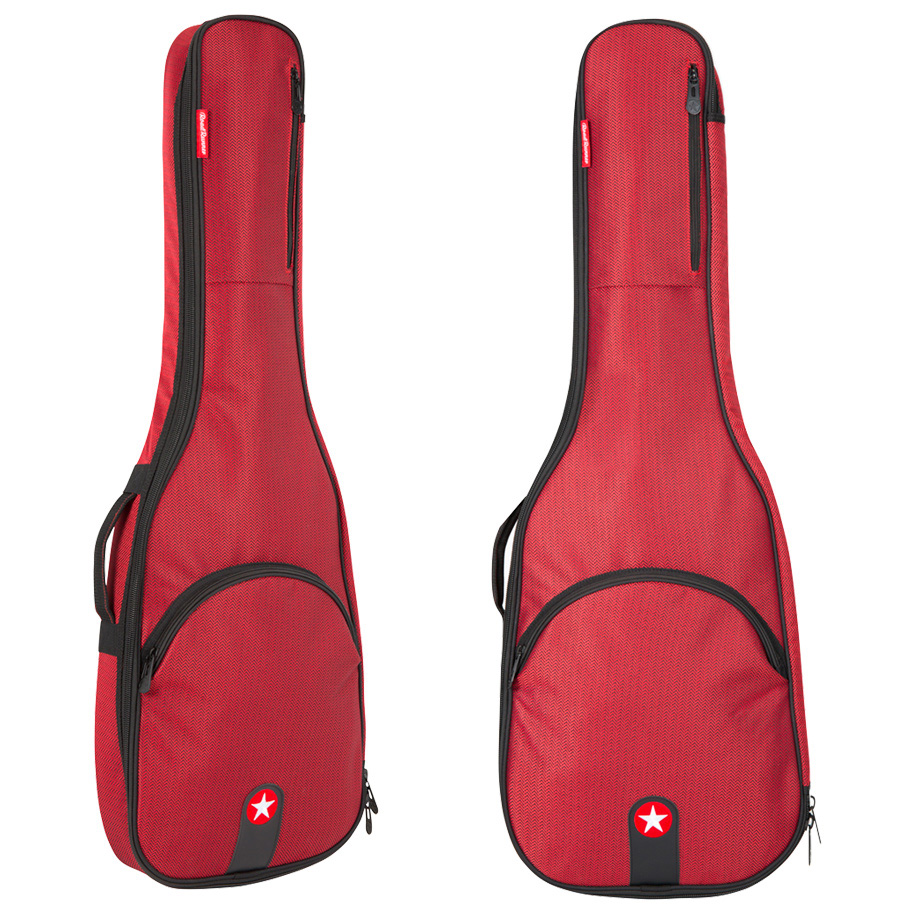 Red Electric Guitar Bag Road Runner Avenue Series