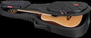 Road Runner RR4PAG Parlor Acoustic Guitar Gig Bag