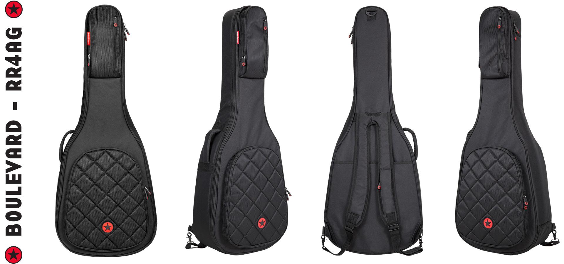 Acoustic Guitar Bag Road Runner Boulevard RR4AG