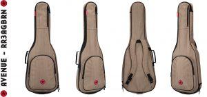 Avenue II Acoustic Guitar Gig Bag RR3AGBRN