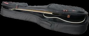 Orchestra-Size Acoustic Guitar Gig Bag Road Runner Boulevard RR4TOM