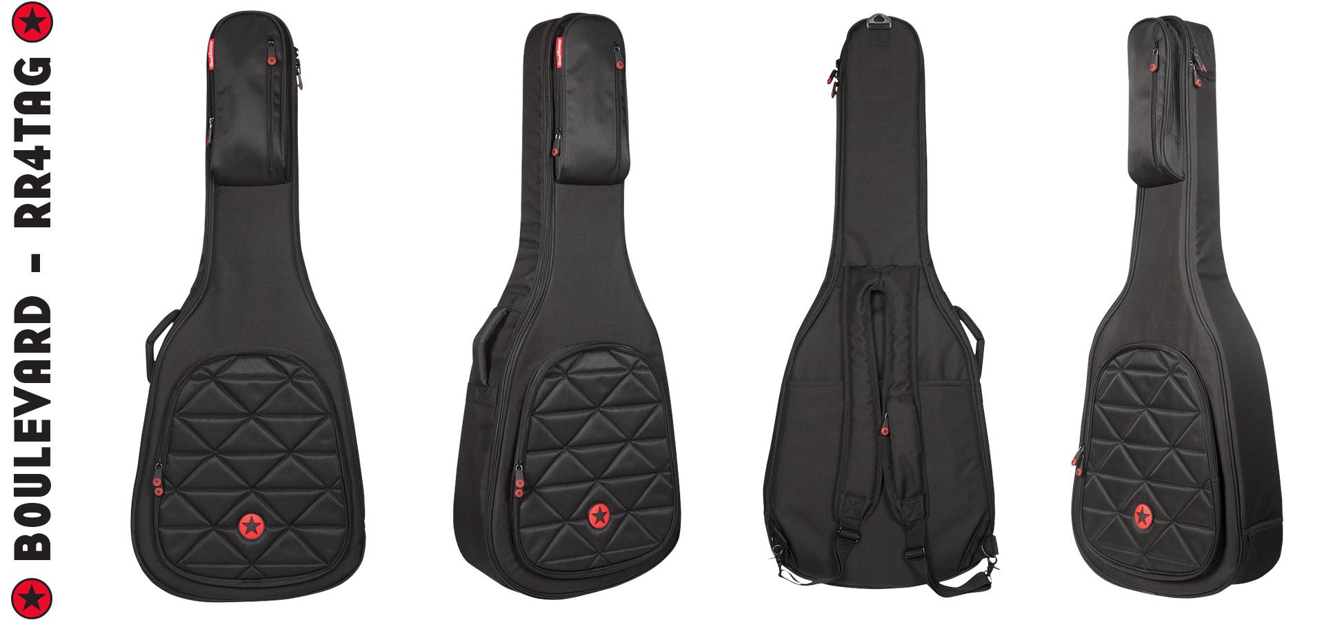 Acoustic Guitar Bag Road Runner Boulevard RR4TAG