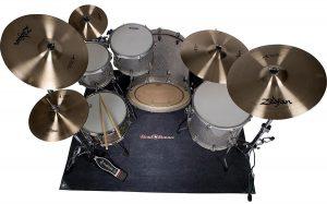 RRDR1 Drum Rug