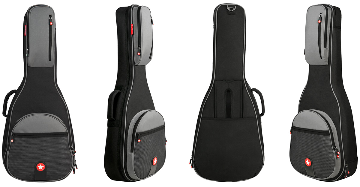 Road Runner RR2PAG Parlor Guitar Bag