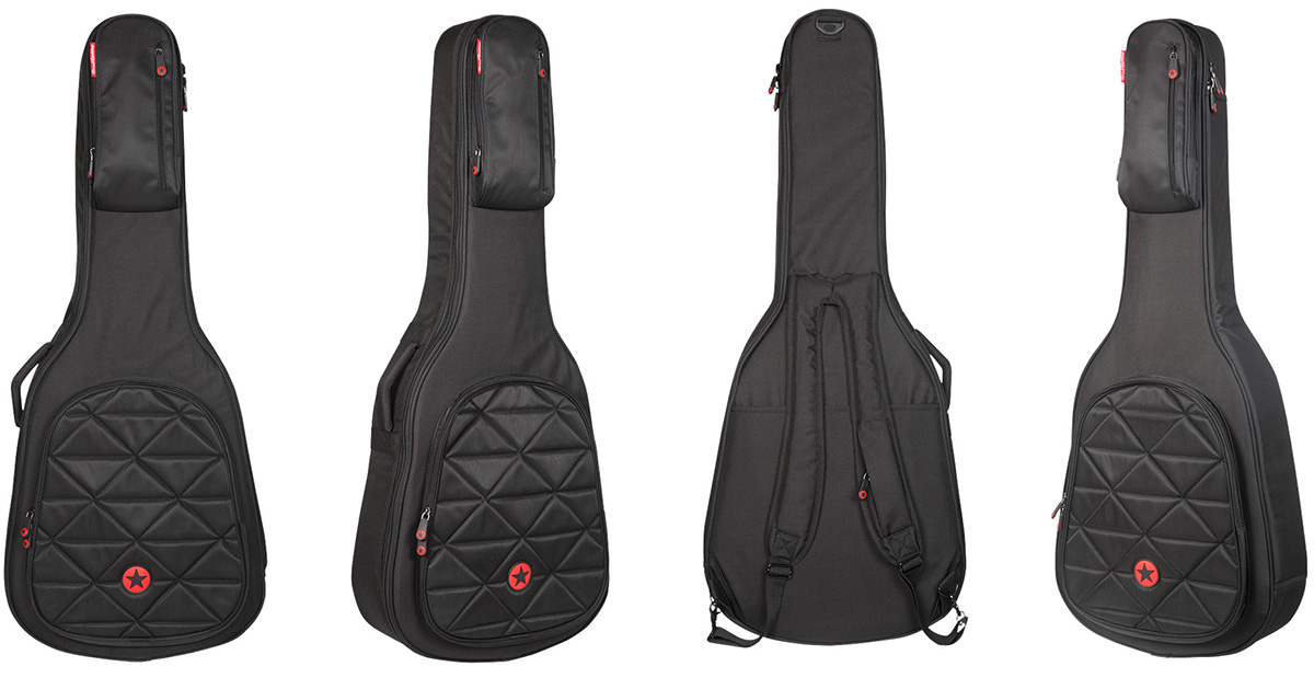 Road Runner RR4TOM Acoustic Guitar Bag